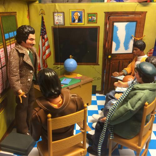 Welcome Back Kotter at Collectors' Corner Museum