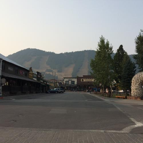 Downtown Jackson Hole