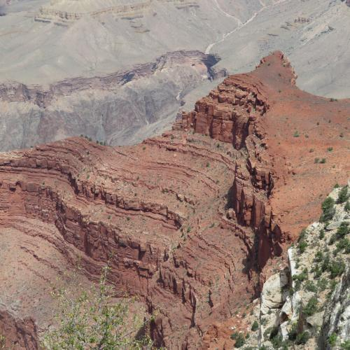 South Rim Mohave Point