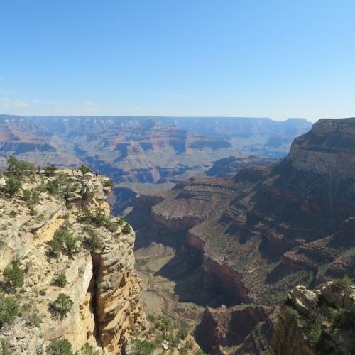 South Rim Trail Overlook